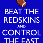 Gameday. For the East. #GiantsNation #NYGiants #GiantsPride #NYG #NYGvsWAS https://t.co/Na41pmiqvC