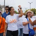 Esta es una lucha de todas y todos. ¡NO más violencia contra la mujer! @GinaGodoyAndrad @GisellaMoreiraL https://t.co/4fe423TDqw