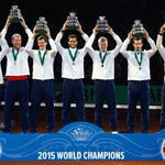 Congratulations to the @BritishTennis team on becoming 2015 #DavisCup champions! #HistoryMakers #WorldChampions https://t.co/WIuXjAjD4J