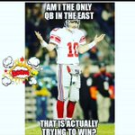 LETS GO #NYGIANTS!!! LETS WRAP THIS THING UP... #FINISHSTRONG ???? ELI SAID IT BEST ⬇️ https://t.co/R4LQiMQs3h