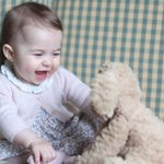 Photos of 6-Month-Old Princess Charlotte Released by Kensington Palace https://t.co/6rJiMEA9fd https://t.co/ISvcDvcev5