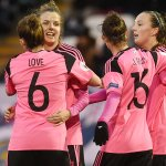 FT | Scotland 10-0 FYR Macedonia | #SWNT end 2015 on top of their @UEFAWomensEURO qualifying group with a 10-0 win! https://t.co/hHkYEXkjGJ