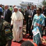 They said @Pontifex would not be safe in Central African Republic. Fortunately the Rwanda Defense Forces were there. https://t.co/jRONo1sE68