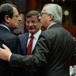 29 leaders, #EUTurkeySummit @JunckerEU @AnastasiadesCY @Ahmet_Davutoglu https://t.co/GBKAVc08Ma