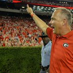 Thank you Coach Richt for your 15 years at #UGA.   The greatest man in college football. We love you, Coach. https://t.co/X1OapMkZmw