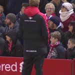 Klopps view of the Penalty #LFC https://t.co/jnjxIcWvtr