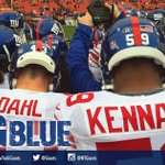15 MINUTES until #Giants football! Pregame warm-up photos HERE: https://t.co/oofMBDsGow https://t.co/S9NB1ToyiG