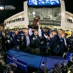 RT if you remember one year ago today when our #Eagles won the #SunBelt Championship! #HailSouthern https://t.co/aFOFyi9CXr