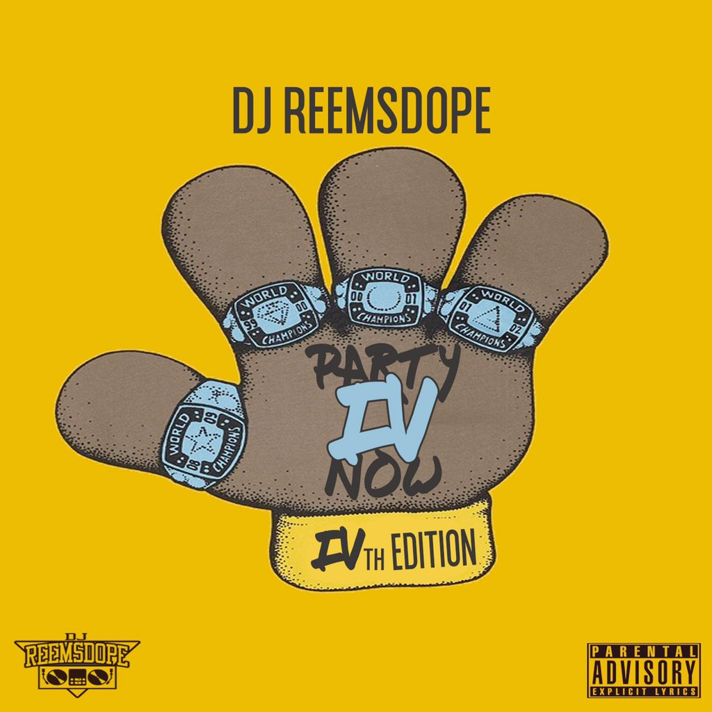 Listening right now Party IV Now by @DJReemsDope https://t.co/h2LOcZ48dP on #SoundCloud https://t.co/RltrHH3nuQ