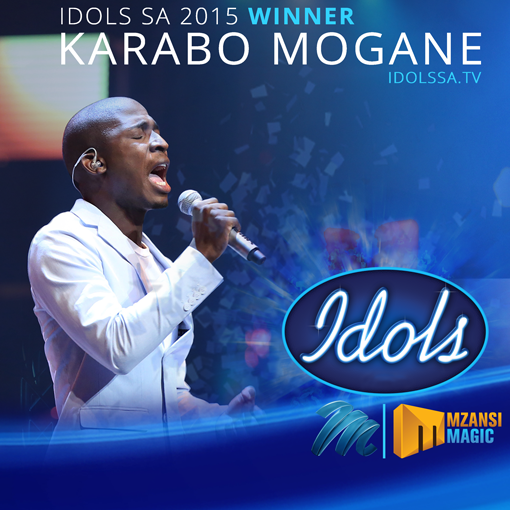 There you have it. Karabo Mogane is your Idols SA Season 11 Winner! #IdolsSA @MoganeKarabo https://t.co/e2eV6719WK