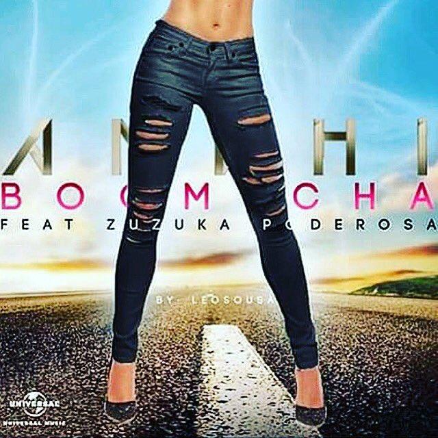 #BoomCha @Anahi - ft Zuzuka Poderosa   Coming Soon https://t.co/0pMkI40HJR