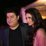 Happy birthday to @SimplySajidK .. Thank you for being the brother I never had.. Love you to the moon and back.. https://t.co/QaMXYmdIcl