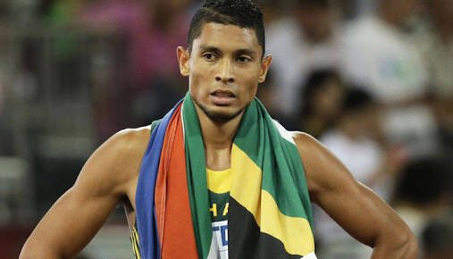 SA Sportsman of the Year - Bloemfontein's Wayde van Niekerk #Athletics #SASA15 #IzinjaZeGame https://t.co/kvLWiHmGAF
