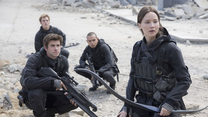 Hunger Games: MockingjayPart2 is a smash hit, so why the disappointment?