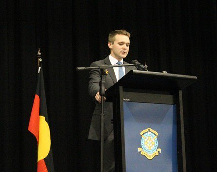 """.@Wyatt_MP says the upcoming innovation statement will be """"game-changing"""" https://t.co/Bb356e5xAS #startupaus https://t.co/8yXgCA8j3c"""