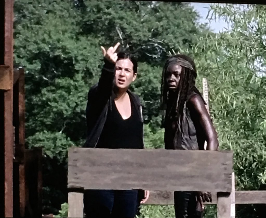 For Everyone tweeting spoilers. #TheWalkingDead https://t.co/vmQ9jx3TTQ
