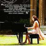 RT @QuoteILoveU: Life is like a piano...... #Quotes https://t.co/qDwWeNS7DC