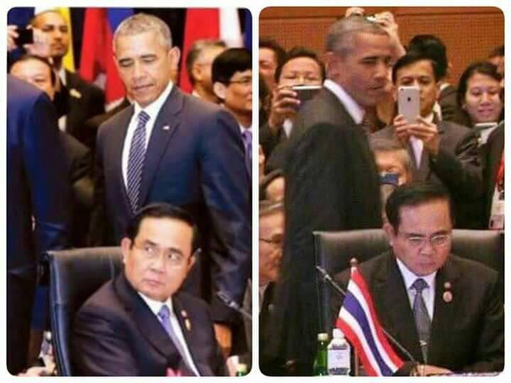 #ประยุทธ์ เผย #โอบามา เข้าใจการเมืองไทยซับซ้อน https://t.co/hhGkOY0KGL