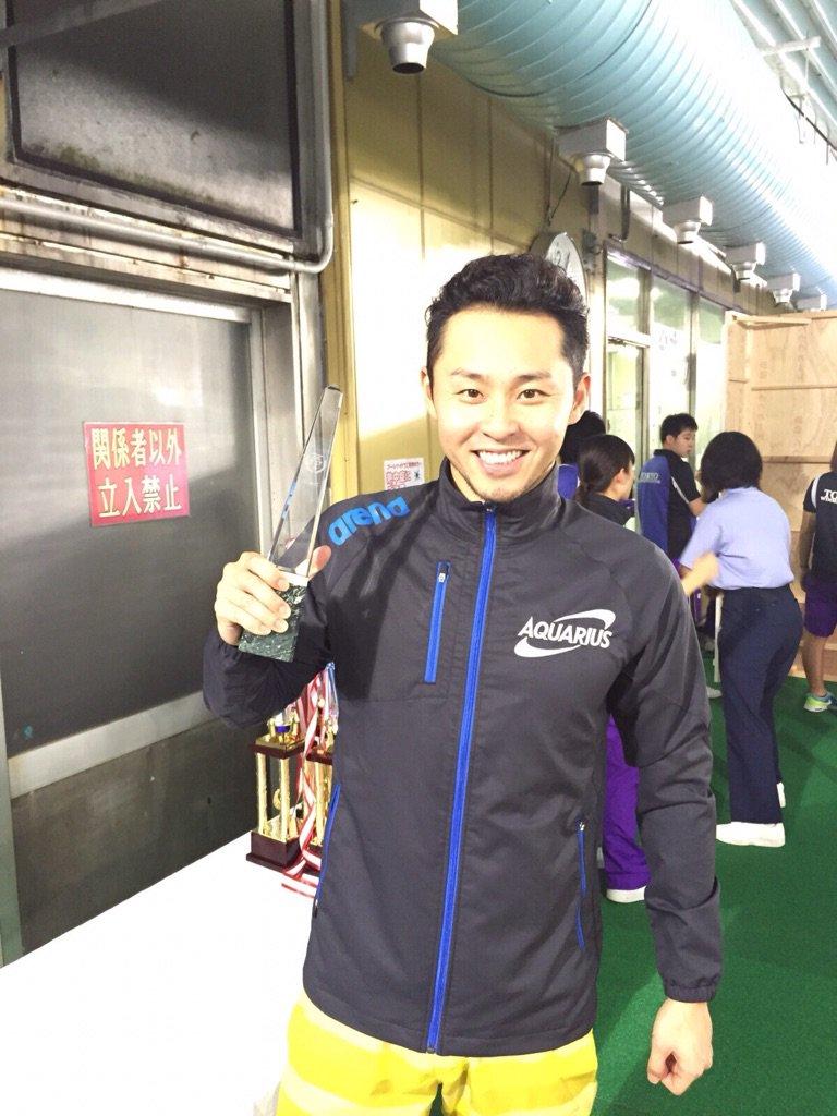 最優秀選手田畑杯を頂きました。 きっともっと頑張れよという事だと思います。33歳頑張ります。 #tscinvite #トウスイ招待 #田畑杯 https://t.co/mTbXARXFDX