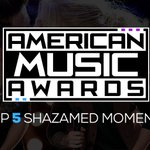 .@OneDirections #AMAs performance was THE most Shazamed moment of the night. See them all: https://t.co/ToTebJV8zK https://t.co/LUzBff9bUs