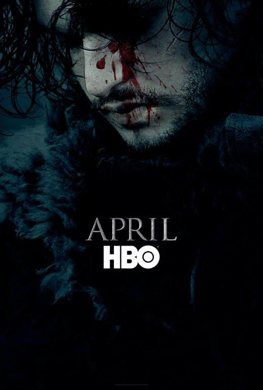 APRIL. #GoTSeason6 #GameofThrones https://t.co/2NkkAufK2T