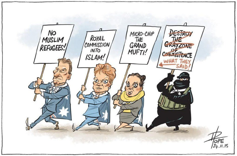 """What They Said!"" @davpope @canberratimes https://t.co/g2yq6kAZ62 https://t.co/eqP8aN2Izq"