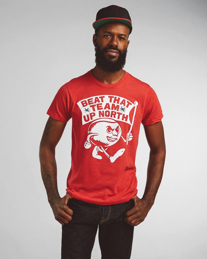 "Ok, Buckeyes. RT & you could win this new ""Beat TTUN"" Tee! Got 5 to give away today. https://t.co/kBzl3arHPp https://t.co/o7u3DcEmHU"