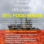 #Foodwaste makes up 21% of US landfills. Reduce your waste on #Thanksgiving + every meal! https://t.co/d4RSjVhyST https://t.co/HUkbZo96qg
