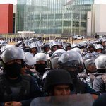 Más de 6 mil policías vigilarán sedes de evaluación educativa en#Oaxaca https://t.co/DqXSIjb66g https://t.co/3eNGndYHsh