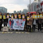 OFC ALDUB|MAIDEN NATION CANADA CHAPTER (Vancouver) 1st GET TOGETHER! @maiden16_Canada #ALDUBPleaseDontGo https://t.co/eehtm1dZ0m