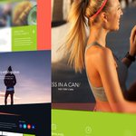 ⬇ Free download: Fitness Photoshop PSD template https://t.co/WjGCyPm9aG https://t.co/KqVfOcHJOe