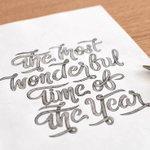Hand-lettering & #Calligraphy Inspiration @fromupnorth https://t.co/QclLmZuEjn https://t.co/vGkkm2XLI8