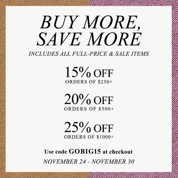 Don't miss the Buy More, Save More @shopbop Sale going on now. Grab your favs now!! https://t.co/rGW3SyBtVk https://t.co/5842hOMjKV