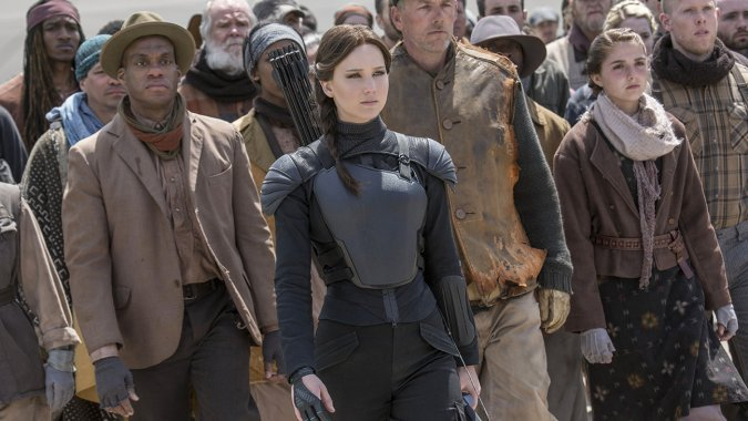 Italy Box Office: Final 'Hunger Games' Triumphs