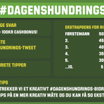 #dagenshundrings - Tipp rett res. på Arsenal-Dinamo Zagreb, få 100kr i cashbonus! Info: https://t.co/k0ilBKp7Ty https://t.co/q6NLJTbnlo