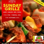All roads lead to @KristalClub_Gh tomorrow #SundayGrillz https://t.co/PACjpS9ThQ