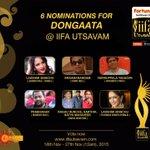 RT @ManchuEPL: Dongaata steals 6 nominations at #IIFAUtsavam.. go ahead and vote https://t.co/JlXWnbC3vz