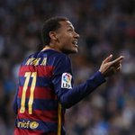 La Liga this season: Most goals: Neymar Most assists: Neymar Most chances created: Neymar Most dribbles: Neymar https://t.co/U0uOcEUupE
