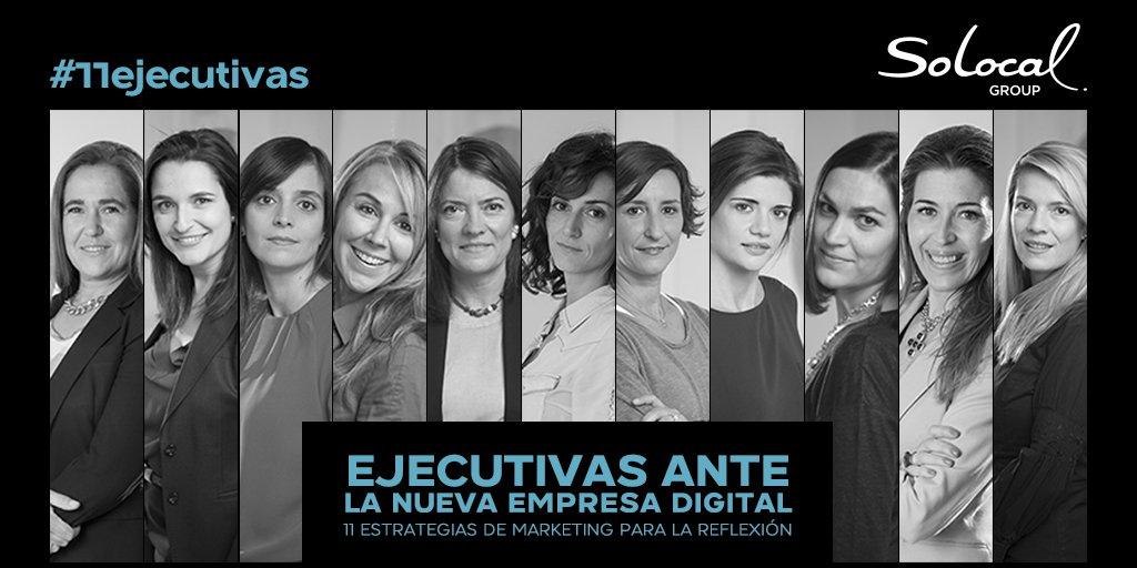 #11ejecutivas se reúnen para hablar sobre estrategias de marketing digital. El jueves, presentación https://t.co/ZpFeKErUp6