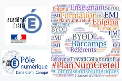 Jeudi 26/11, à l'ESPE de Livry-Gargan, le Pôle Numérique ouvre un barcamp pour #PlanNumCreteil #commissonsnumeriques https://t.co/5VuZ3XRd2w