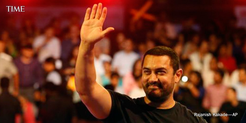 Bollywood actor Aamir Khan condemns growing climate of intolerance in India