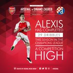 Will @Alexis_Sanchez prove to be @Arsenals matchwinner tonight? #AFCvZAG https://t.co/R8pcGIpzAT