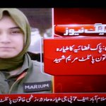Proud of brave shaheed.Patriotism is an expensive commodity&she paid its price.we will nvr 4get n pay tribute to her https://t.co/Cg0SozmtCT