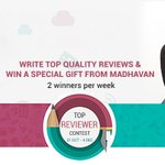 Write genuine reviews of your purchases on Snapdeal & you can win! https://t.co/VxrXlzpGB6 #MySnapdealReviewsMatter https://t.co/O0Mti7tDTu