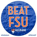 Our state. Our Swamp. Our time. #GoGators #FSUvsUF https://t.co/IuL5jeZJ94
