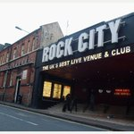 Rock City - the definitive list of every single gig at the iconic music venue EVER: https://t.co/rqNDNSmNsp https://t.co/wN1ge0TJ9M