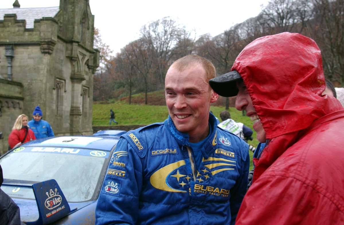 It's 10 years since Richard Burns died, and exactly 14 years since he won the @OfficialWRC: https://t.co/grE6TuDC8V https://t.co/T4nbqT4PKG