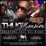 Mansion Elan #HomeForTheHolidays will be LIT!! YOUNG THUG LIVE‼️???????? https://t.co/haeNiwulgN