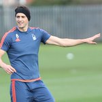 Chris Cohen and Robert Tesche trained with the #nffc first team today https://t.co/GNyw6gody3 https://t.co/o9KJlnSJMg