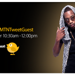 """You got it right Mzansi, it's @K_ToOzle! Get his tune """"Lit"""" for 50c/week by dialling *123*50#. #MTNTweetGuest https://t.co/Mqo4lkOcyL"""